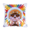 LITTLE CHIEF - CUSHION COVER Maree Davidson Art