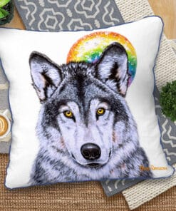 Leader of the Pack - European Cushion Covers