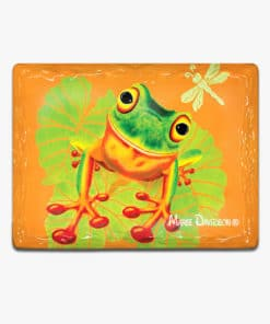 Leapfrog - Ceramic Magnets - Maree Davidson