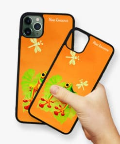 Leapfrog - Phone Case - Maree Davidson 2