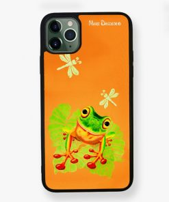 Leapfrog - iPhone Case - Maree Davidson