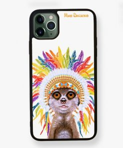 Little Chief - iPhone Case - Maree Davidson