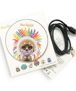 Little Chief - Phone Charger - Maree Davidson Art 2