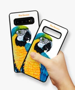 Macaw Yellow - Samsung Phone Case - Maree Davidson 2