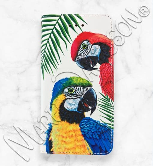 Macaws iPhone Wallet Case Maree Davidson