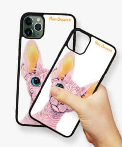 Madam Meow - Phone Case - Maree Davidson 2