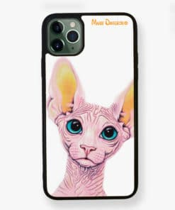 Madame Meow - Phone Case - Maree Davidson