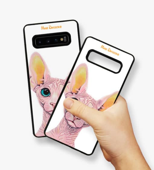 Madame Meow - Samsung Phone Case - Maree Davidson 2