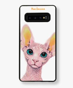 Madame Meow - Samsung Phone Case - Maree Davidson