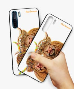 MARLEY AND MEADOW - OPPO PHONE CASE COVER