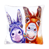 Happy Forever - Two donkeys