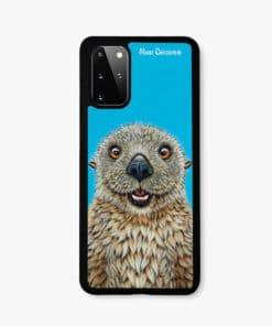 BARRY THE SEA OTTER - SAMSUNG PHONE CASE - MAREE DIVIDSON