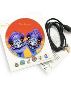 Outback Buddies - Phone Charger - Maree Davidson Art 2