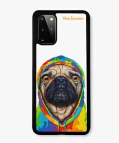 PUG 4 LIFE - Samsung Phone Case - Maree Davidson Art