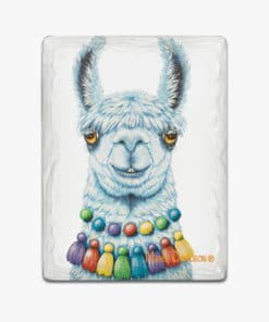 PABLO THE LLAMA-Ceramic Magnets - Maree Davidson