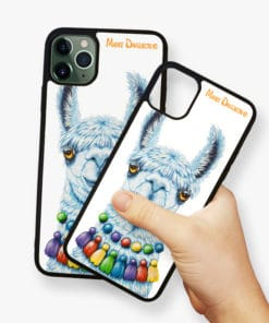 Pablo the Llama - Phone Case - Maree Davidson 2
