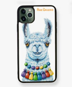 Pablo the Llama - Phone Case - Maree Davidson