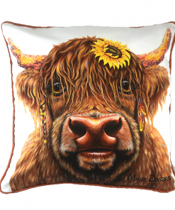 SHAZZA - CUSHION COVER - MAREE DAVIDSON ART