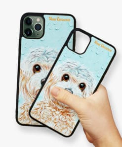 Shih Tzh - Phone Case - Maree Davidson 2