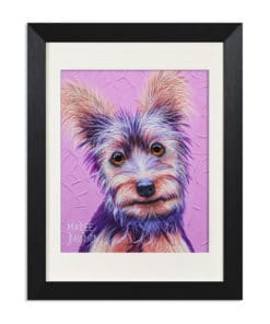 Silk Terrier - Maree Davidson Art