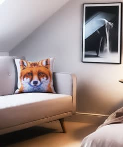 Swift the Fox- Maree Davidson - Cushion Cover