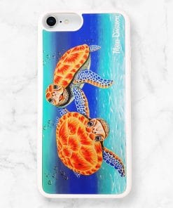 Happy Together Turtles - iPhone Case