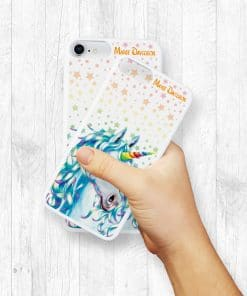 Dream and Believe White iPhone Case - Maree Davidson