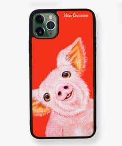 Wiggles the Pig - Phone Case - Maree Davidson
