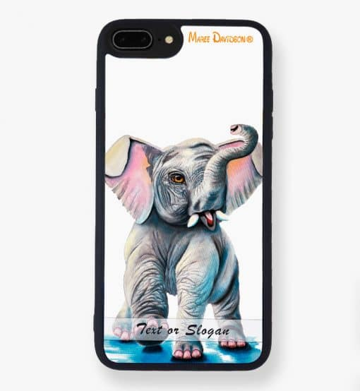 Wild Thing - iPhone Case - Maree Davidson