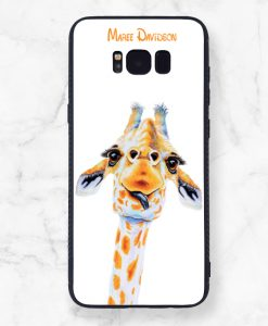 You Make Me Smile Samsung Phone Case - Maree Davidson