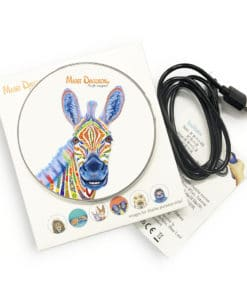 Zeus - Phone Charger - Maree Davidson Art 2