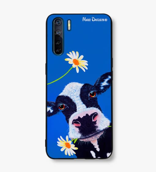 DAISY THE COW - OPPO PHONE CASE COVER