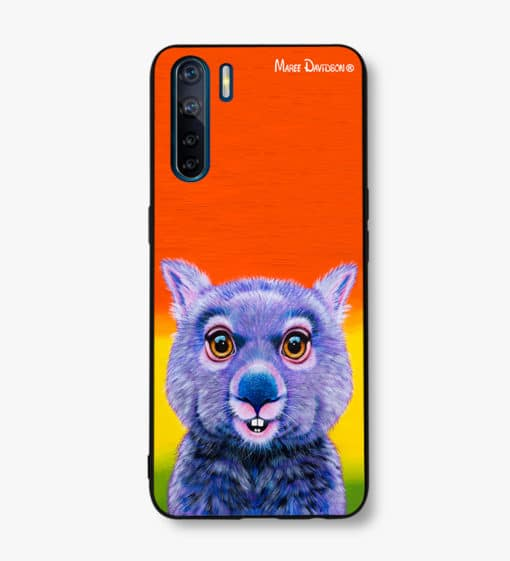 DIGGER THE WOMBAT - OPPO PHONE CASE COVER