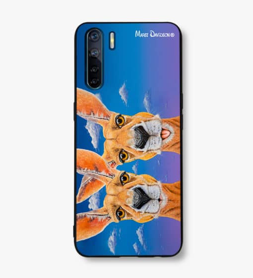 DONT WORRY BE HOPPY - OPPO PHONE CASE COVER