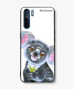 DROP BEAR - OPPO PHONE CASE COVER