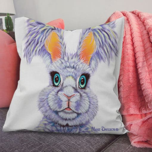 FLOSSIE - CUSHION COVER Maree Davidson Art
