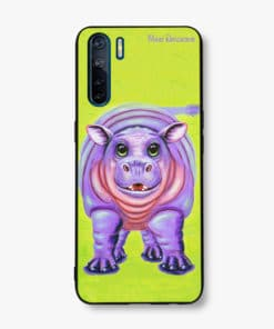 HAPPY HIPPO - OPPO PHONE CASE COVER