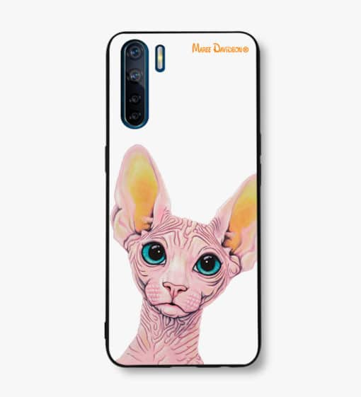 MADAME MEOW - OPPO PHONE CASE COVER