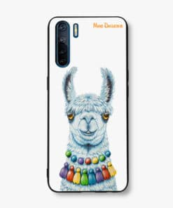 PABLO THE LLAMA - OPPO PHONE CASE COVER