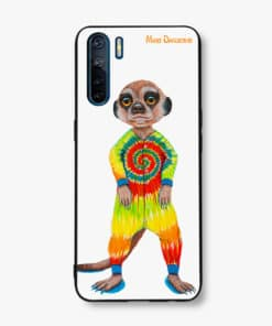 PJ - OPPO PHONE CASE COVER